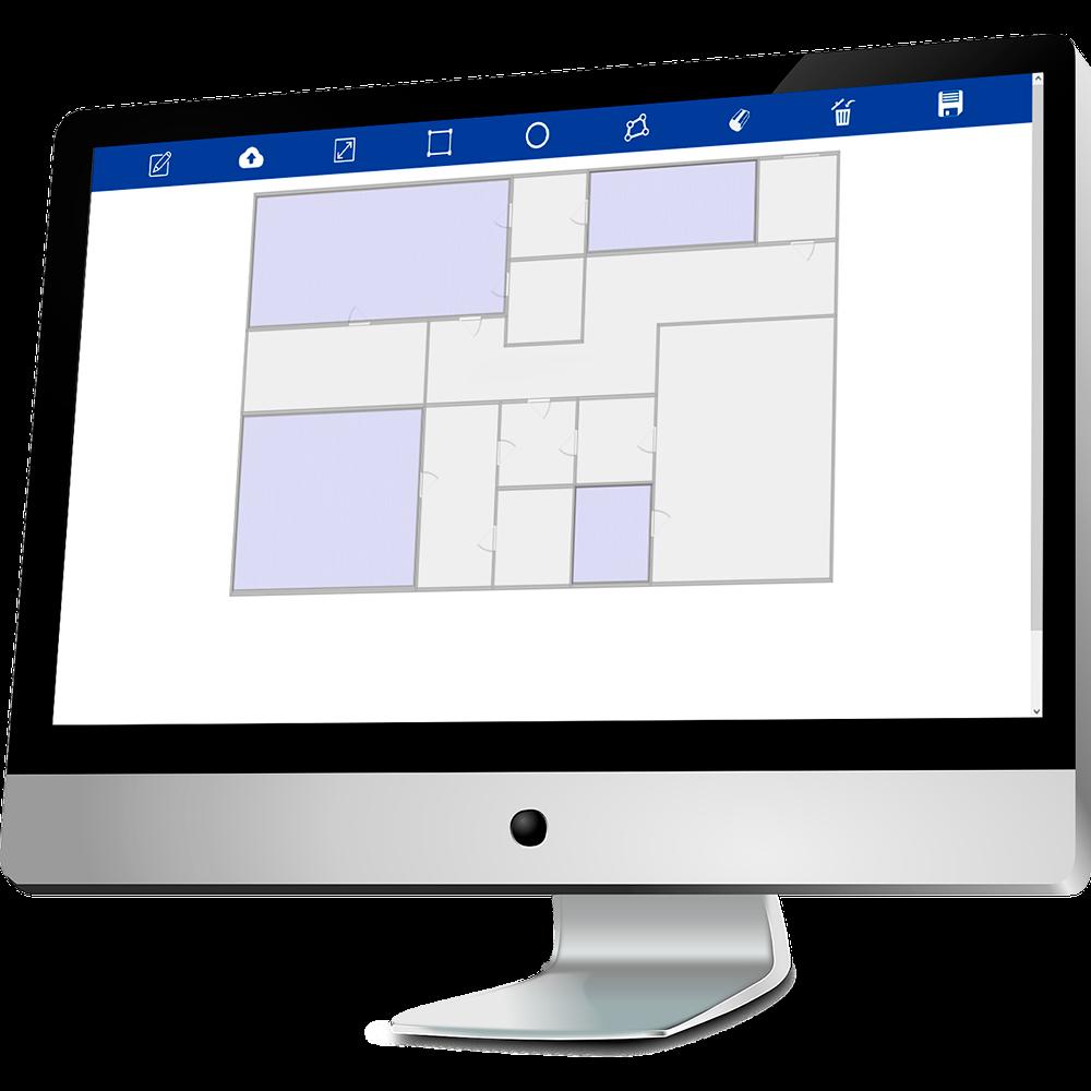 Computer plano